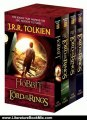 Literature Book Review: J.R.R. Tolkien 4-Book Boxed Set: The Hobbit and The Lord of the Rings (Movie Tie-in): The Hobbit, The Fellowship of the Ring, The Two Towers, The Return of the King by J.R.R. Tolkien