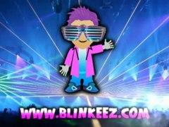 Flashing Light Up Bowties w Flashing LEDs at BLINKEEZ com