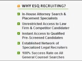 Attorney Search Firms - Click Here Now!
