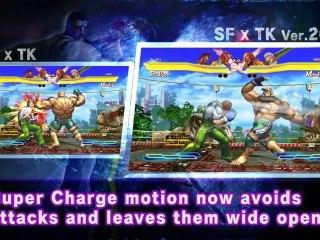 Ver. 2013 Trailer de Street Fighter X Tekken