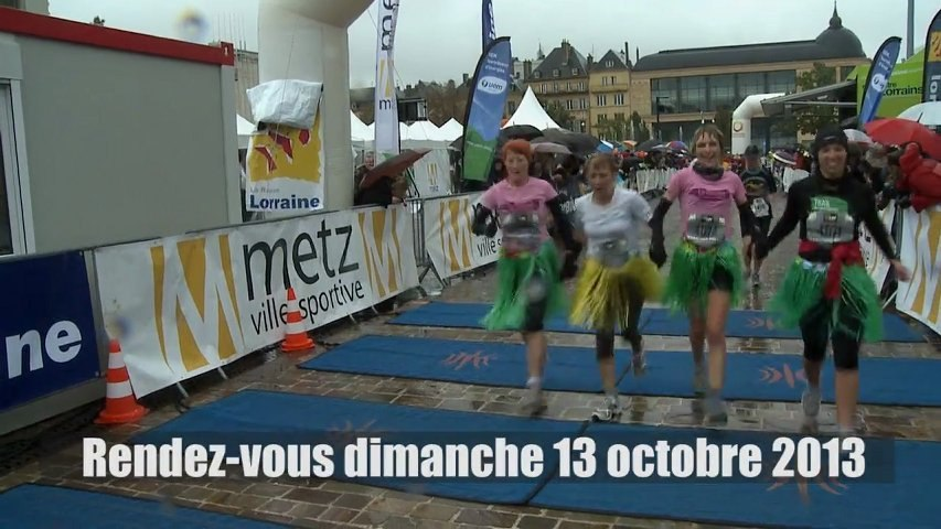 Marathon Metz Mirabelle 2012 - Le Clip