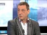 Reportages : Le magistrat Serge Portelli, invité de LCP Info