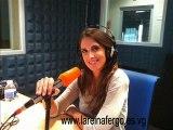 """Nuria Fergó: Entrevista en """"Aquí estamos"""" de Canal Sur Radio (10.12.12)"""