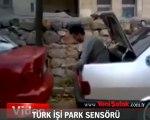 Türk işi park sensörü