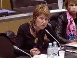 Intervention durant l'audition de M. Jean-Yves Le Drian, ministre de la défense, sur la politique européenne de défense, en Commission élargie de la défense, des affaires étrangères et des affaires européennes. (05.12.2012)