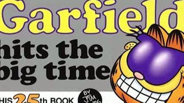 Humor Book Review: Garfield Hits the Big Time (Garfield (Numbered Paperback)) by Jim Davis