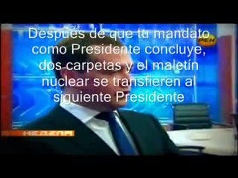 Rusia: Primer Ministro confirma la presencia extraterrestre en nuestro planeta
