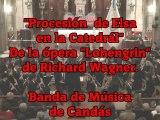 """Procesión de Elsa en la catedral, de la ópera """"Loengrin"""" de Richard Wagner"""