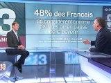 François Bayrou, invité du 12-13 Dimanche sur France3 - 091212