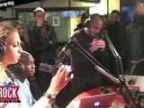 "Medine ""Biopic"" feat. Kayna Samet en live dans Planète Rap"