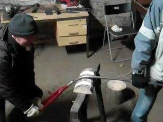 Rohre Biegen - Low Tech ohne Werkzeug