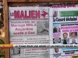 Tchad  Idriss Deby Mali : le Tchad ne s'oppose pas à une solution militaire - SUR TOL