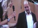 Football - Réaction du président Gilles Garnier sur Eurosport