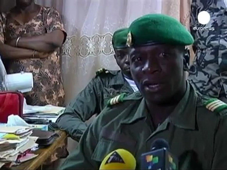Malian troops arrest PM