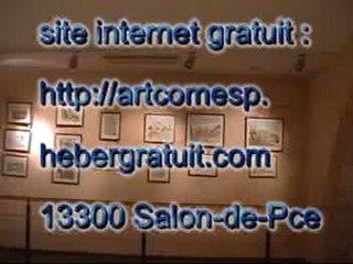 roger dumax baudron paysagiste provencal aquarelles  marcoartcomesp temoignage et patrimoine 13300