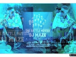 "DJ MAZE - GENERIQUE NEW SCHOOL ""THE BATTLE MOVIE 2"" (Breakbeat)"
