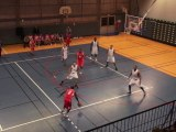 Chatou Croissy Basket 63 : 79 Paris Levallois Basket - 2 (séniors) 08/12/2012