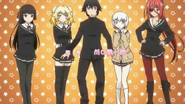 [Kami-Tama FS] Onii-chan Dakedo Ai Sae Areba Kankeinai yo ne! - 10 (AT-X HD! 1280x720 x264 AAC)