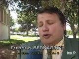 FR3 Marseille 1991 Interview Bernardini sur les elections regionales