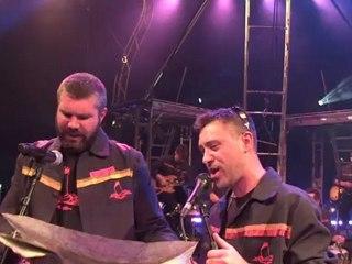 Blog de la tournée 2012 - Episode 08 - Les Ogres de Barback