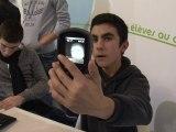 Salon européen de l'éducation 2012 : présentation des projets de la filière STI2D