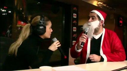 Clara Morgane chante pour le Père Noël de MDR