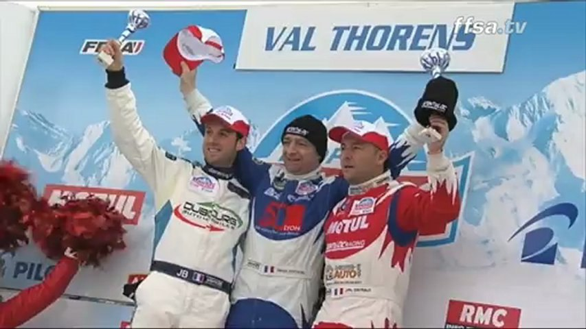 Trophée Andros 2012-2013 - Val-Thorens