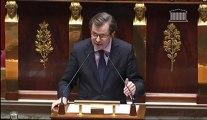Pour une nouvelle politique européenne d'immigration : discours de Guillaume Larrivé, député de l'Yonne, à l'Assemblée nationale
