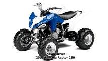 2013 Yamaha Raptor 250 - Motocross ATV