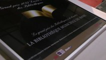 Lire au Havre, Grand Prix Livres Hebdo des Bibliothèques 2012
