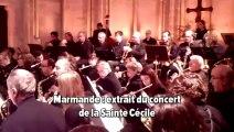 Marmande: concert de la Sainte Cécile