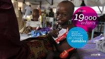 """""""Refusons la mort évitable de millions d'enfants !"""" Présidente UNICEF France"""