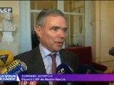 Reportages : Crise à l'UMP : Accoyer organise une consultation des parlementaires UMP sur un vote en 2013