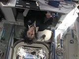 Laboratoires, toilettes, chambres à coucher... visite guidée de la Station spatiale internationale