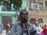 Gospel open air preaching by Evangelist Hemant & daughter Glory Daniels @ South Delhi