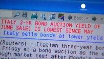 İtalya'nın borçlanma maliyeti düştü