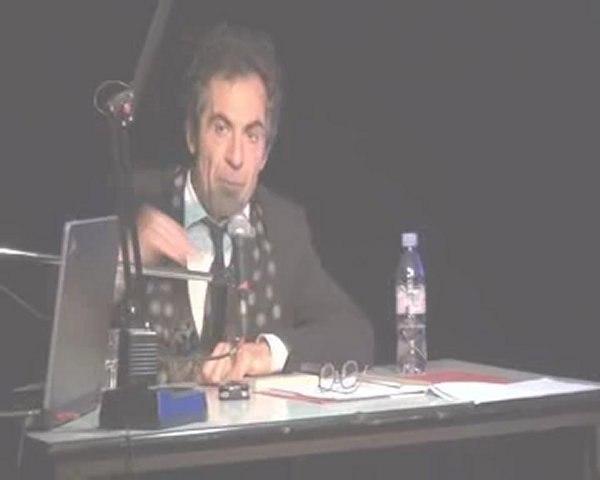 """""""Faut-il avoir peur des nanotechnologies ? 3 de 3"""" Etienne Klein, physicien"""