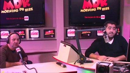 """Clara Morgane répond une interview """"comme une Marseillaise"""" dans MDR le Morning Du Rire sur Rire & Chansons"""