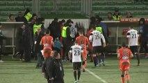 Stade Lavallois (LAVAL) - Angers SCO (SCO) Le résumé du match (17ème journée) - saison 2012/2013