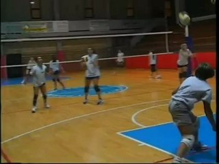 Aphesis Volley Porto Empedocle