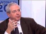 Reportages : En direct sur LCP Jean-Paul Huchon relativise la victoire de François Hollande.
