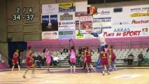 Euroligue 2012 - 2013 - basket féminin - Arras – Nadezhda