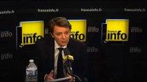 """UMP : François Baroin juge la situation de Jean-François Copé """"intenable""""."""