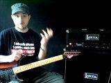 Cours de Guitare - La Gamme Mineure Mélodique 3 - BendNote