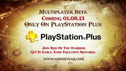 Evil Ways: Official Multiplayer Trailer de God of War : Ascension
