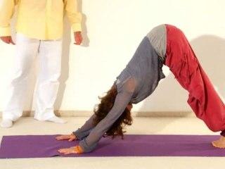 Yoga Vidya Anfängerkurs Woche 2 Teil 1