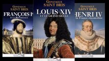 Louis XIV et le Grand siècle de Gonzague Saint Bris