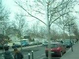 Bus Ride -- 170 -- Aubervilliers to Saint-Denis (France)