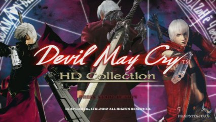 Devil May Cry HD - Mission 1