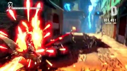 PC trailer 2 de DmC Devil May Cry